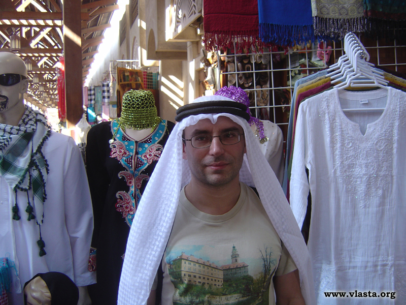 vysoká třída Arab velký
