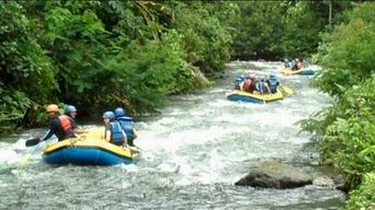 Rafting - movie
